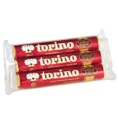 Camille Bloch Torino Chocolate Tubes 3 X 46G