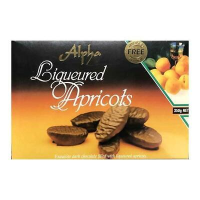 Alpha Chocolate Apricots Royale Gift Box 250Gr