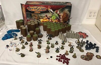Heroscape - Master Set: Rise of the Valkyrie (Complete Set) ~ NO INSTRUCTIONS
