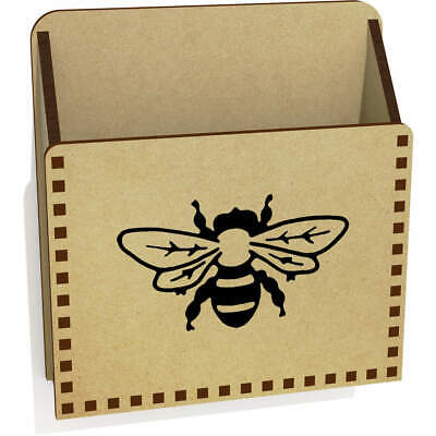 'Bee' Wooden Letter Holder / Box (LH00029807)