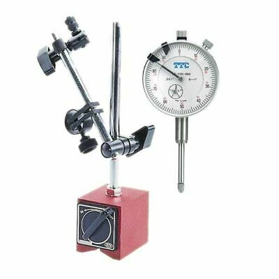 "TTC Magnetic Base & 1"" Travel W/F AGD Dial Indicator"