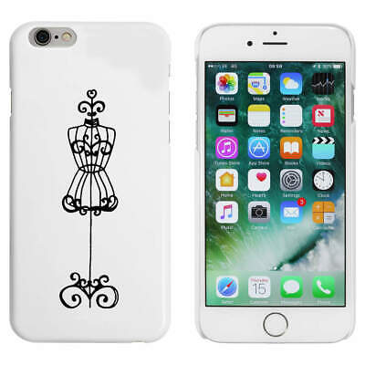 White 'Dressmaker's Dummy' Case for iPhone 6 & 6s (MC00011494)