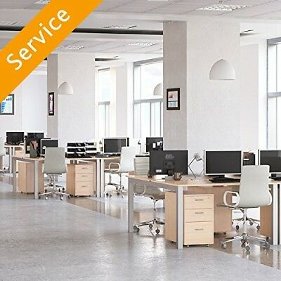 Commercial Office Cleaning - Up To 1500 Sq Ft