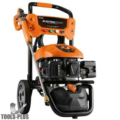 Generac 7132 Residential 3100PSI E- Start Power Washer 50-State/CSA New