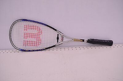 (32410) Wilson Cobra Squash Racquet with Cover