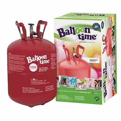 Balloon Helium Gas Disposable Cylinder Canister Birthday Party 30 / 150 Balloons