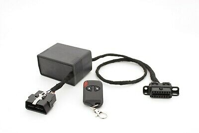 For All Cars DUMMY OBD PORT with Wireless Remote ON/OFF Anti Theft Security