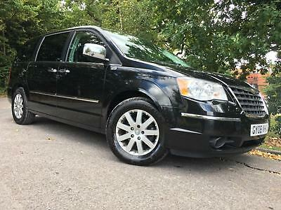 Chrysler Grand Voyager 2.8 Crd Limited DIESEL AUTOMATIC 2008/08