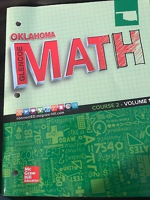 GLENCOE MATH COURSE 1 grade 6-student works CD all in 1 CD NEW