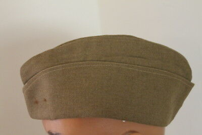 WW1 US Army overseas cap private purchase possibly British made WWI