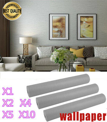 Lot 3D10M Non-woven fabric Wallpaper High Quality Bedroom Mural Roll Dining room