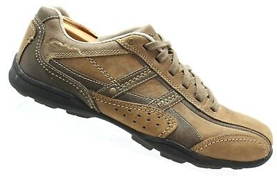 SKECHERS 62033 RELAXED Step Mens Tan