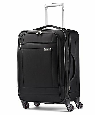 "Samsonite SoLyte 20"" Expandable  Spinner Carry On Luggage /  Suitcase - New"