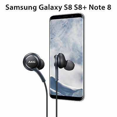 For Samsung Galaxy Note 8 S6 S7 Edge Note 9 5 S8 S9 Plus Headset Earphones Mic