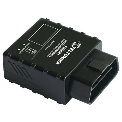 Teltonika FMB001 BT4 vehicle tracker, OBD-II connector, Bluetooth 4.0 + LE,