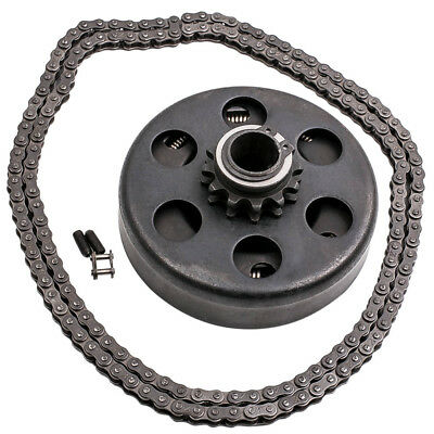 3/4'' Centrifugal Clutch 12 Tooth #35 Chain Screw Set For Honda 2 - 6.5HP GC160