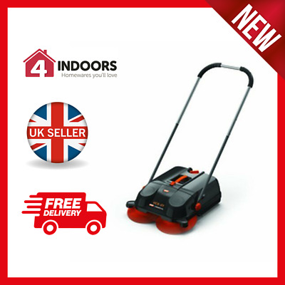 Vax VCS01 25L Cordless Hard Floor Sweep In Black And Orange - Brand New