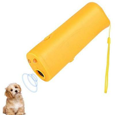 Anti Dog Barking Ultrasonic Training Device Stuff Nice Bark Trainer Gadget Dogs