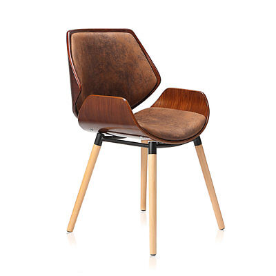 Design Chair Dining Designer Retro Lounge Office Modern Stool Vintage New Makika