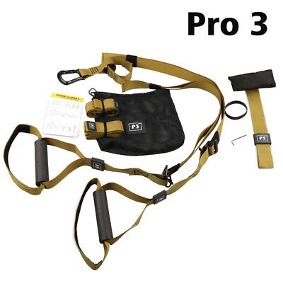 PRO TRX TACTICAL gym workout Fitness Resistance Bands Force Kit to emprove power