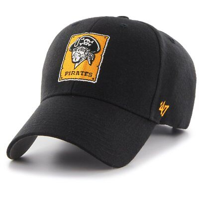 47 Brand Adjustable Cap - MVP Pittsburgh Pirates navy