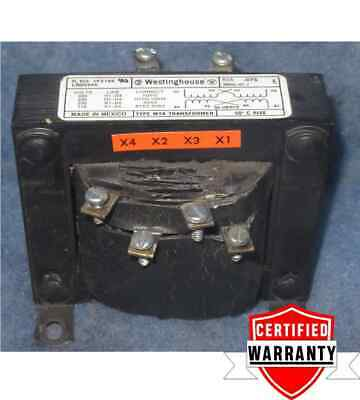 WESTINGHOUSE LR60545 1F0890 TYPE MTC TRANSFORMER .050 KVA 1 Year Warranty