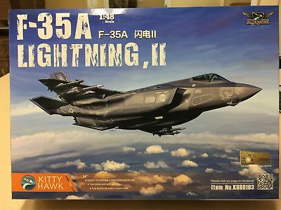 Dream Model 1//48 #2032 F-35B Lightning II Detail Up Etching Parts for Kitty Hawk
