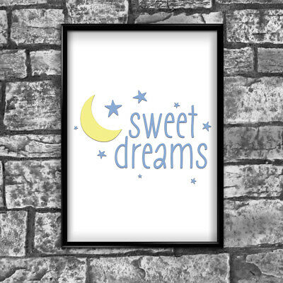Dreams Motivational Inspirational Positive Thoughts Quote Poster Print Wall 82