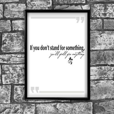 Motivational Inspirational Positive Thoughts Quote Picture Poster Print Wall 235