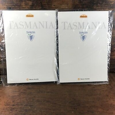 2x MINT TELECOM PHONECARD TASMANIA COLLECTORS PACK SETS AUSTRALIAN PHONE CARDS