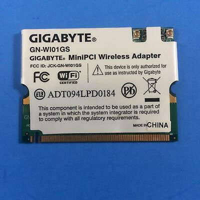 GIGABYTE AIRCRUISER G PCI ADAPTER DRIVER WINDOWS XP
