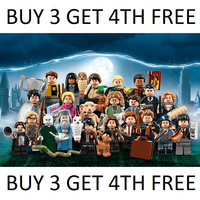 Lego Harry Potter Fantastic Beasts Minifigure 71022 Pick Figure Buy 3 Get 1 Free