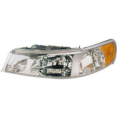 For Lincoln Town Car 1998 1999 2000 2001 2002 Left Side Headlight Assembly