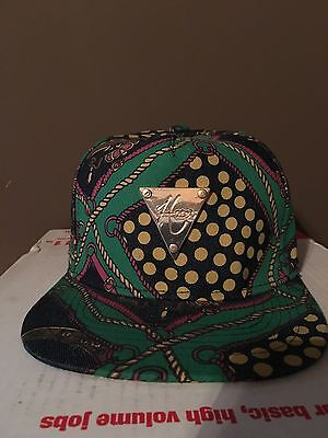 15287ccc8ff HATER SNAPBACK CAP Hat Flower Hawaii Flamingo Toucan Exclusive Teal ...