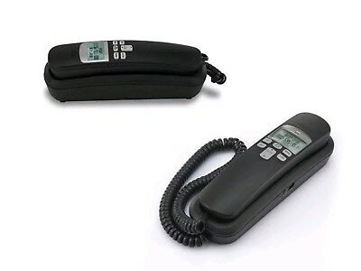 NEW VTech CD1113 Trimstyle Phone with Caller ID / Landline Home Office (Black)