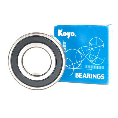 4pcs New 6908-2RS 6908RS Rubber Sealed Ball Bearing 40 x 62 x 12mm