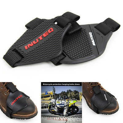 Motorcycle Shift Guard Cover Protective Gear Shifter Pad Shoe Boot Protector New