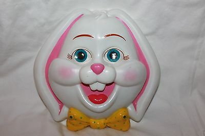Happy Easter Bunny Animated Creepy Rabbit motion activated