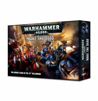 Warhammer 40.000 Wake The Dead (Deutsch) Games Workshop Space Marines Eldar 40k