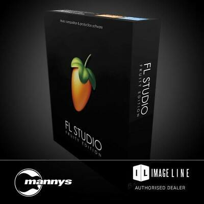 Image Line Fruity Loops FL Studio 20 (Fruity Edition)