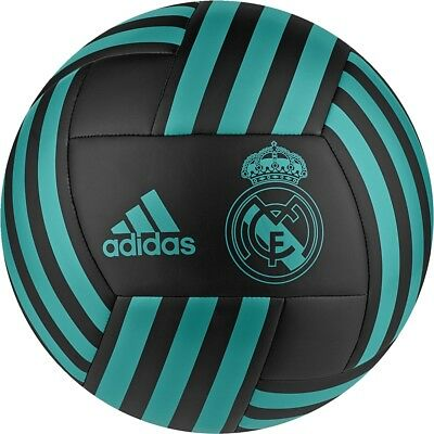 a081a0199 adidas REAL MADRID BALL - CREAM WHITE   GREY REALMADRID FOOTBALL - SIZE 5