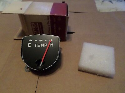 1956 ford pickup truck nos dash temperature gauge B6C-10883-B