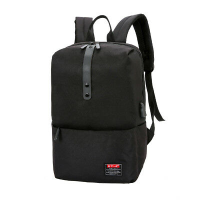 "Men's 15"" 15.6"" Waterproof Nylon Laptop Backpack Notebook Computer Backpacks"