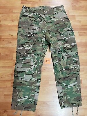 Army Advanced Combat Pants W/ Crye Knee Pad Slots Large-Regular Multicam Ocp