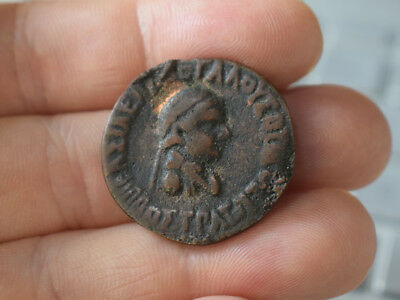 [30004] RARE Ancient Greek Coinage Unknown Old Coin Token Antique Collection Val