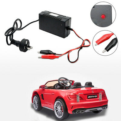 6V 1.3A Volt Intelligent Smart Electronic Battery Charger Toy Car Van Motorbike