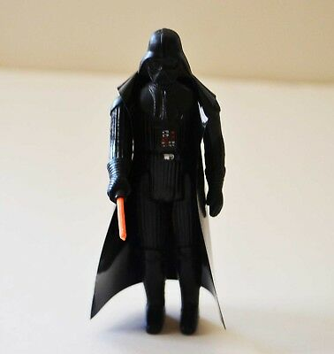 1977 Star Wars Darth Vader Action Figure Complete Kenner Hong Kong Great Cond!