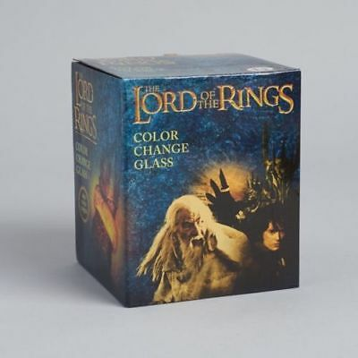 Lord of the Rings Color Change Glass Cup Loot Crate Exclusive