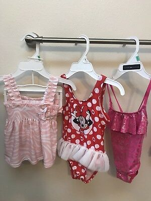 Baby Girl Bathing Suit Lot 18-24 Months