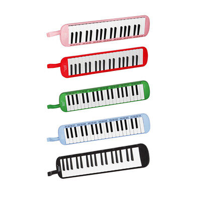 IRIN 37 Piano Style Keys Melodica With Hard Storage Case Children Students K1A8